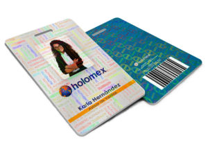 Hologramas para Credenciales ID